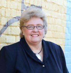Sue Schneider</br>Chairman
