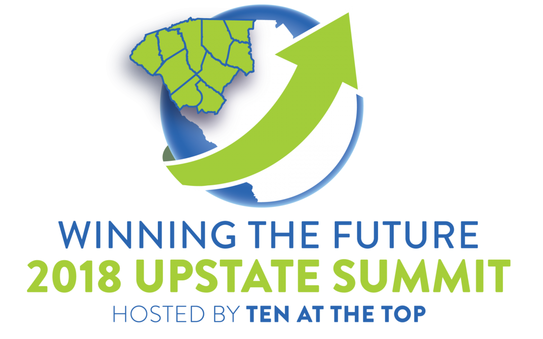 2018 Upstate Regional Summit to Feature 40+ Speakers
