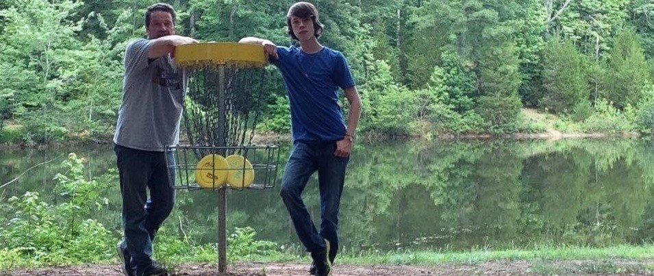 The Upstate Embraces Disc Golf Craze