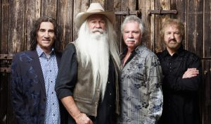 Oak Ridge Boys - MATINEE SHOW @ Walhalla Performing Arts Center