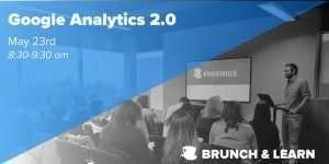 Brunch & Learn: Google Analytics 2.0 @ Engenius | Greenville | South Carolina | United States