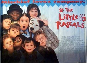 Outdoor Movies in Falls Park: The Little Rascals @ Falls Park | Greenville | South Carolina | United States