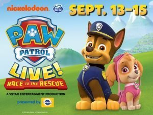 Paw Patrol Live! @ Bon Secours Wellness Arena | Greenville | South Carolina | United States