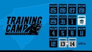 25 Years of the Panthers in Spartanburg