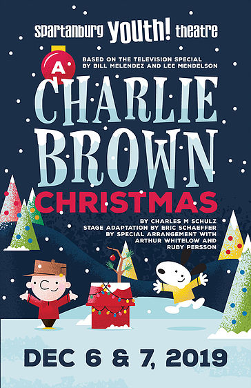 Charlie Brown Christmas Air Date 2019.Spartanburg Youth Theatre A Charlie Brown Christmas Ten