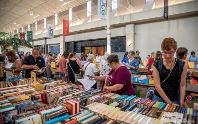 18 Years of Supporting Literacy with the Really Good, Really Big, Really Cheap Book Sale