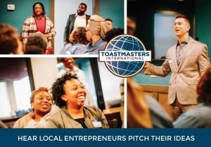 Hear Local Entrepreneurs Pitch Their Ideas @ Denny's Corporate Headquarters | Spartanburg | South Carolina | United States
