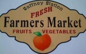Gaffney Station Farmers Market @ Gaffney Visitors Center and Art Gallery | Gaffney | South Carolina | United States