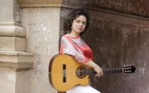 Guitarist Marina Alexandra @ Daniel Recital Hall, Furman University | Greenville | South Carolina | United States